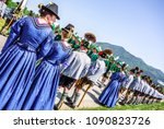 bichl  germany   may 6  a... | Shutterstock . vector #1090823726