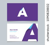 """logo alphabet letter """"a""""  with... 