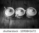 monochrome picture of... | Shutterstock . vector #1090841672