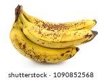 Ripe Yellow Bananas Fruits ...