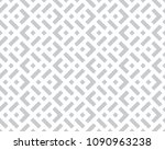 abstract geometric pattern with ... | Shutterstock .eps vector #1090963238