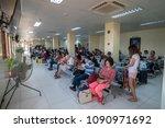 bohol island  philippines apr...   Shutterstock . vector #1090971692