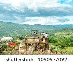 cebu city  philippines apr 25...   Shutterstock . vector #1090977092