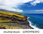 beautiful landscape of south... | Shutterstock . vector #1090998392