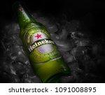 poltava  ukraine   march 22 ... | Shutterstock . vector #1091008895