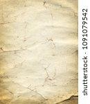 old paper texture   Shutterstock . vector #1091079542