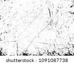 speckled grunge rough... | Shutterstock .eps vector #1091087738
