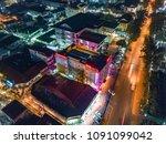 laos  vientiane   nov  2017 ... | Shutterstock . vector #1091099042