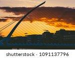 dublin  ireland   may 13th ...   Shutterstock . vector #1091137796