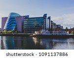 dublin  ireland   may 12th ...   Shutterstock . vector #1091137886