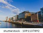 dublin  ireland   may 12th ...   Shutterstock . vector #1091137892