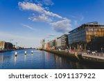 dublin  ireland   may 12th ...   Shutterstock . vector #1091137922