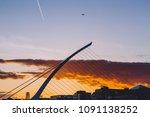 dublin  ireland   may 13th ...   Shutterstock . vector #1091138252