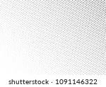 grunge dotted halftone... | Shutterstock .eps vector #1091146322
