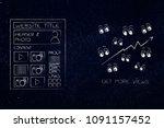 website analytics  seo and...   Shutterstock . vector #1091157452