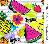 Fashion Tropics Funny...