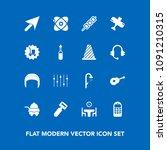 modern  simple vector icon set... | Shutterstock .eps vector #1091210315