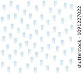 artistic seamless vector...   Shutterstock .eps vector #1091227022