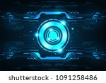 vector background in the... | Shutterstock .eps vector #1091258486