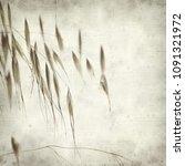 textured old paper background... | Shutterstock . vector #1091321972