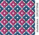 vector floral illustration...   Shutterstock .eps vector #1091373968