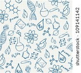 science words and doodles...   Shutterstock .eps vector #109141142