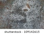 Texture Of Dirty Metal
