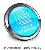 terms and conditions  pages... | Shutterstock . vector #1091490782