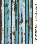 stylish watercolor brush... | Shutterstock .eps vector #1091626676