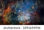 Reflection Nebula The Site Of...