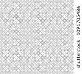 seamless abstract black texture ... | Shutterstock . vector #1091705486