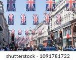 london  uk   may 16th 2018 ... | Shutterstock . vector #1091781722