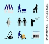 icons about human with man ... | Shutterstock .eps vector #1091815688