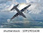 C 130 thai air force is flying...