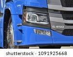 vilnius  lithuania   may 16 ...   Shutterstock . vector #1091925668
