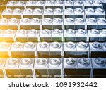 the air conditioning | Shutterstock . vector #1091932442