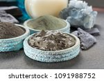 ancient nature minerals ... | Shutterstock . vector #1091988752
