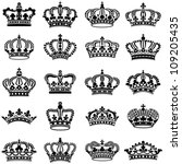 Crown Collection   Vector...