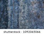metal rust background  metal... | Shutterstock . vector #1092065066