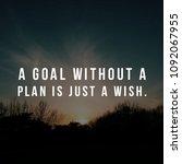 motivational and inspirational... | Shutterstock . vector #1092067955
