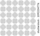 seamless abstract black texture ... | Shutterstock . vector #1092234776