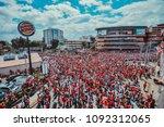 san jose  costa rica   june 20  ... | Shutterstock . vector #1092312065