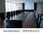 multi person meeting room and... | Shutterstock . vector #1092341372