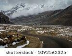 lachen  sikkim  india   30... | Shutterstock . vector #1092562325