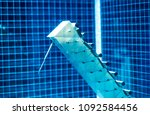 electronic three dimensional...   Shutterstock . vector #1092584456