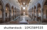 aquileia  italy   may 16  2018  ... | Shutterstock . vector #1092589535