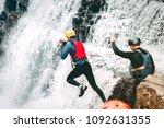 Coasteering   Cliff  Waterfall...