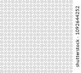 seamless abstract black texture ... | Shutterstock . vector #1092644252