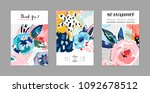 creative universal artistic... | Shutterstock .eps vector #1092678512