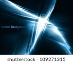 abstract bright blue technology ... | Shutterstock .eps vector #109271315